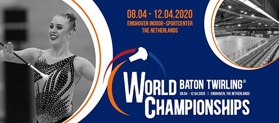 World Championships Twirling Baton 2020 - Pays-Bas